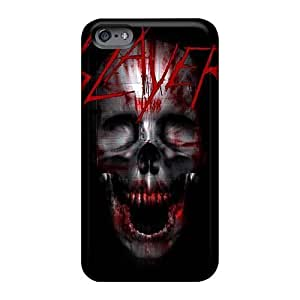 CAl937HXVd Tpu Case Skin Protector For Iphone 6 Megadeth Band With Nice Appearance