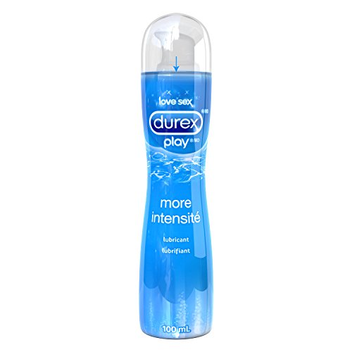 Durex Lubricant, Play More Lube, 100 ml