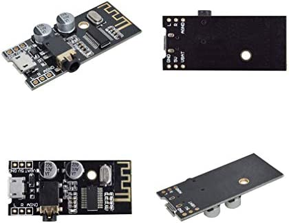 HiLetgo 3pcs M28 Wireless Bluetooth MP3 Audio Receiver Board BLT 4.2 mp3 Lossless decoder Bluetooth 4.2 Audio Receiver Board Wireless Stereo Sound Module