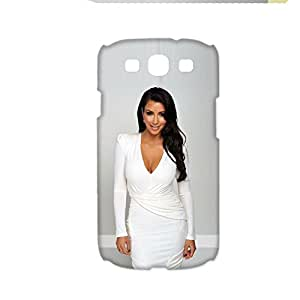 Generic Abs Phone Cases For Girly With Kim Kardashian For Samsung Galaxy S3 Full Body Choose Design 1-2