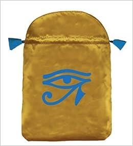 Horus Eye Satin Bag Bolsas de Lo Scarabeo Tarot Bags From Lo ...