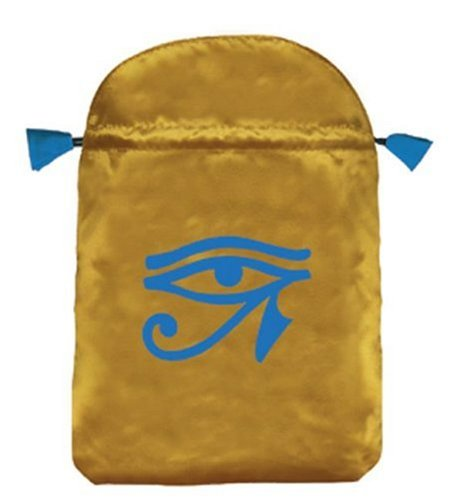 Horus Eye Satin Bag (Bolsas de Lo Scarabeo Tarot Bags From ...