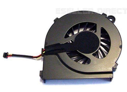 G42-330BR CPU Cooling Fan for HP Compaq G42-301NR G42-356TX G42-328CA G42-358TU G42-357TU G42-320BR G42-340BR G42-357TX G42-321BR Eseller Direct G42-354TU G42-303DX G42-356TU G42-352TU G42-351TX G42-350BR G42-352TX G42-355TX G42-355TU