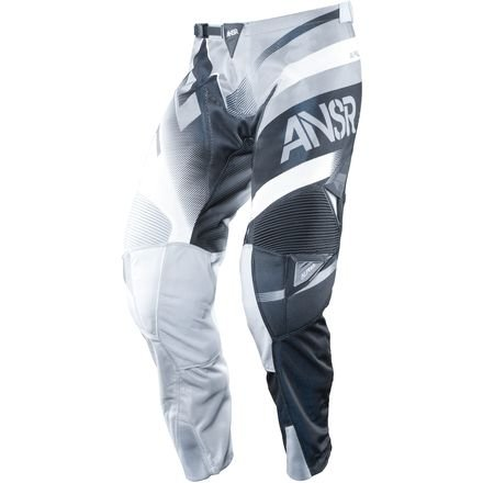 - Answer 2016.5 Alpha Air Pants (34) (GREY/WHITE/BLACK)