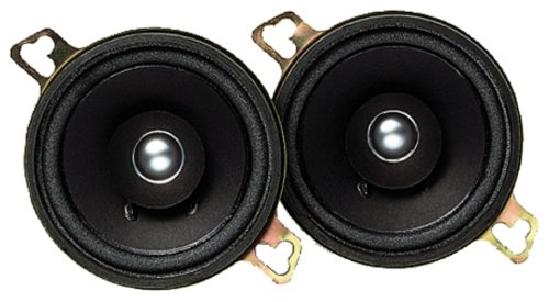 "Kenwood 3.5"" Dual-Cone Speakers (KFC835C)"