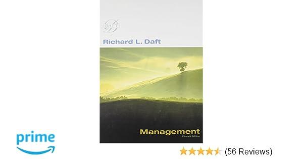 Management richard l daft 9781285068657 amazon books fandeluxe Choice Image