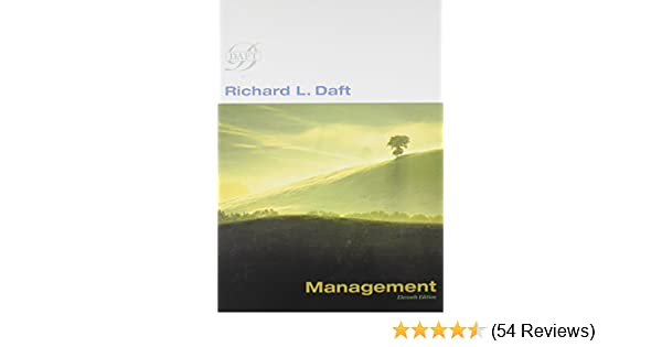 Management richard l daft 9781285068657 amazon books fandeluxe Gallery