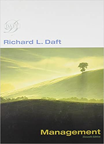Management Daft Richard L 9781285068657 Amazon Com Books