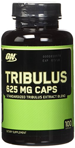625 Mg 100 Capsules (Optimum Nutrition Tribulus 625, 100 Capsules (Pack of 2))