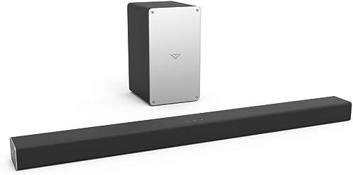 VIZIO 2.1 Sound Bar SB3621 review