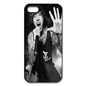 Bring Me The Horizon Oliver Sykes Hard back cover case fit for Apple Iphone 5 5s