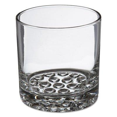 Hill Nob Fashioned Old (Nob Hill Glass Tumblers, Old Fashioned, 10.25oz, 3 3/8quot; Tall)