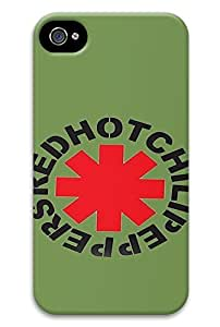 Red Hot Chili Peppers Rock Band RHCP PC Hard new iphone 4 case for girls cute