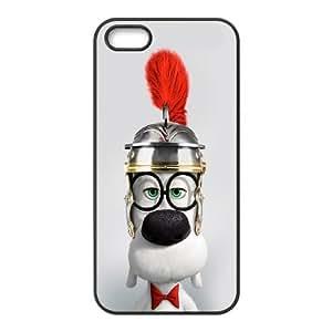 mr peabody dog mr peabody sherman movie iPhone 4 4s Cell Phone Case Black Customized Toy pxf005-3427864