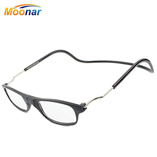 8d8988050cd0 BuyWorld Hanging Neck Folding Magnetic Unisex Reading Glasses  Amazon.in   Clothing   Accessories