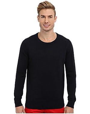 Men's Pullover Sweater Navy XL