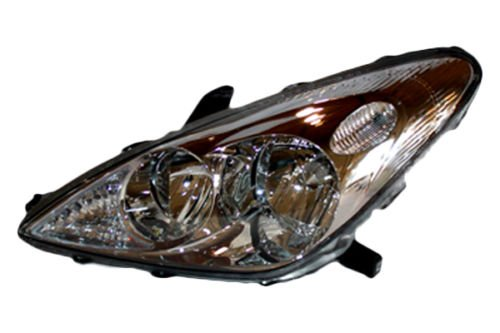 TYC 20-6510-00 Lexus ES Driver Side Headlight Assembly