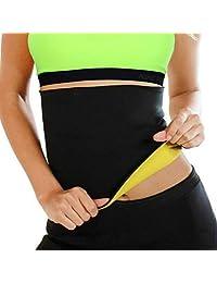 SAYFUT Hot Thermo Sweat Neoprene Shapers Slimming Belt Waist Cincher Girdle