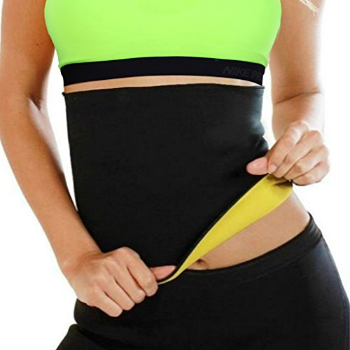 5a5db042741 SAYFUT Hot Thermo Sweat Neoprene Shapers Slimming Belt Waist Cincher Girdle