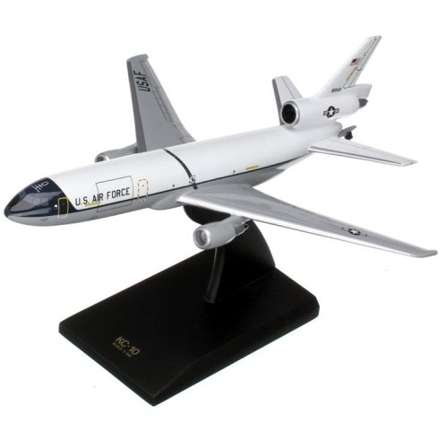Mastercraft Collection KC-10A Extender White/Gray Model Scale: 1/150 - Kc 10 Tanker