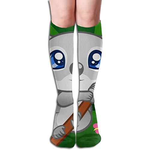 Socks Cartoon Koala Bear Inspiring Womens Stocking Party Sock Clearance for Girls