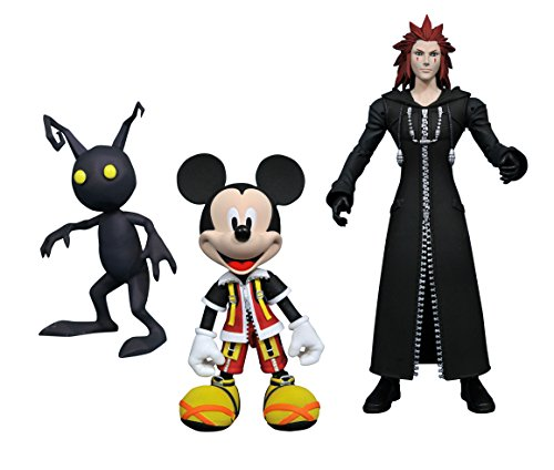 kingdom hearts action figures - 4