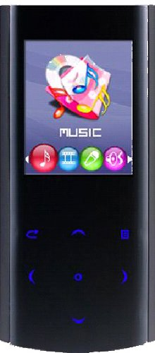 Curtis GB MP3 Player Black