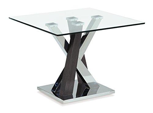 Global Furniture End Table, Wenge