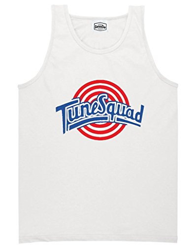 Daffy Duck Space Jam Costume (Lola Bunny Tune Squad Space Jam Tank Top jersey ADULT SMALL)