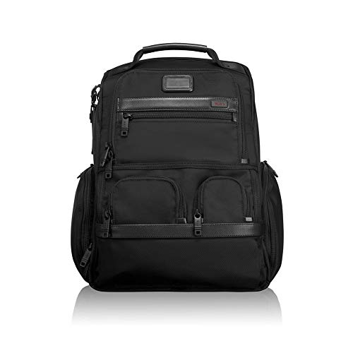 ct Laptop Brief Pack - 15 Inch Computer Backpack for Men and Women - Black ()