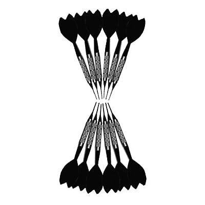 12 Flechettes Standard Soft Pointes 1/4 B