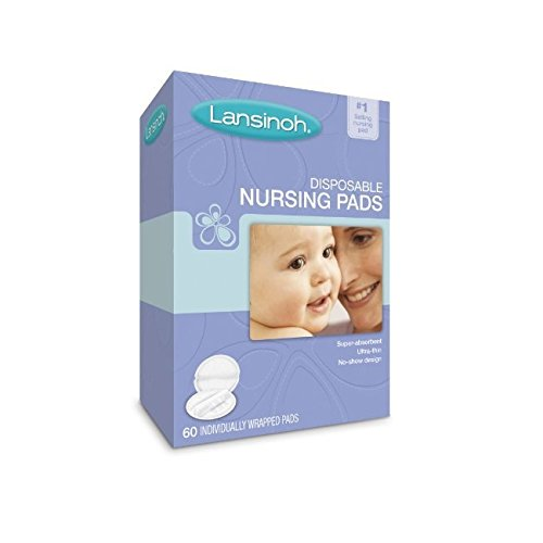 Lansinoh-20265-Disposable-Nursing-Pads
