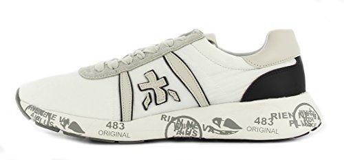 PREMIATA - Zapatillas para hombre blanco Bianco