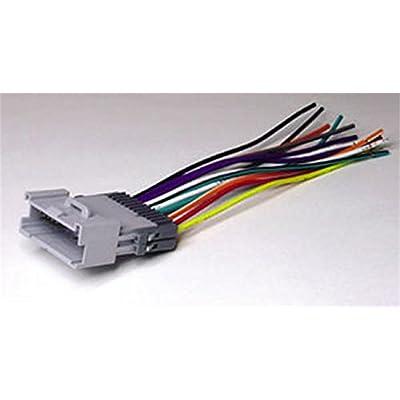 Scosche GM05B 2000-Up Speaker Connector for Chevrolet Metro/Tracker/Prizm/Venture: Car Electronics