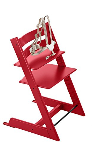 Stokke Tripp Trapp High Chair, Red