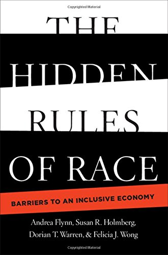 Pdf Social Sciences The Hidden Rules of Race: Barriers to an Inclusive Economy (Cambridge Studies in Stratification Economics: Economics and Social Identity)