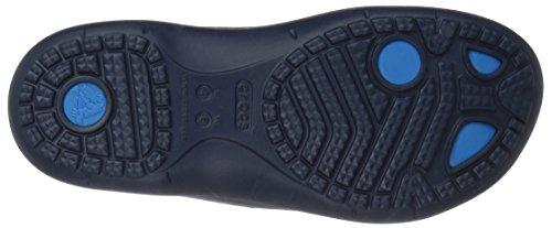 Crocs Unisex Modi Sport Flip Flop Marine / Ozean