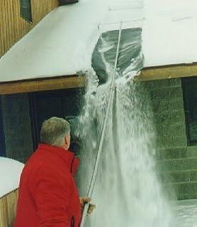 Minnsnowta Titan Roof Razor Roof Rake Snow Rake