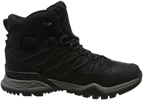The North Face Damen W HH Hike Ii MD GTX Trekking-& Wanderstiefel Schwarz (Tnf Schwarz/Tnf Schwarz)