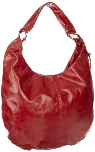 HOBO Gabor Hobo,Tomato,One Size, Bags Central
