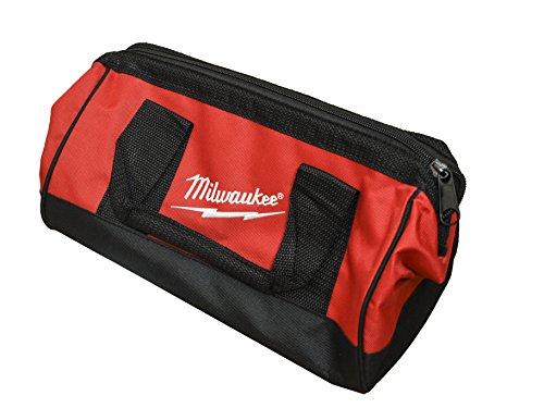 Milwaukee Bag13x6x8nch Heavy Duty Canvas Tool Bag 6 - Bag Case Tool