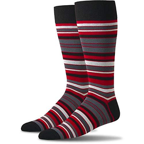 Mens Size 14-18 6-Pack Oddball Royale Mens Dress Socks XXL