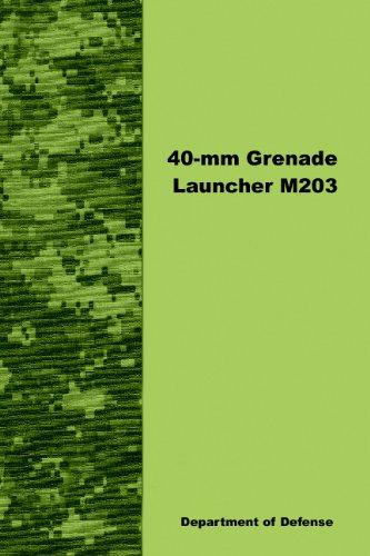40-mm Grenade Launcher M203 -