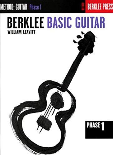 Berklee Basic Guitar - Phase 1: Guitar Technique (Guitar Method)