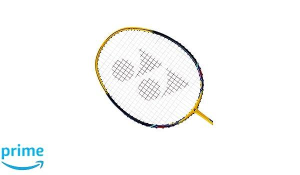 Blue 4UG4 YONEX Nanoray 10F Badminton Pre-Strung Racket
