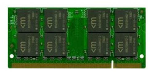 Mushkin Enhanced 971559a 2GB DDR2-667(PC2-5300) Perfect Match Sodimm Memory for Mac/Apple, 1 Unit, Green PCB, Black Chips.15lbs