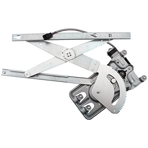 - ACDelco 11A121 Professional Rear Driver Side Power Window Regulator with Motor