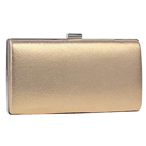 embrayages femmes Zanpa Handtasche Handtasche Or mode wvW7qg8