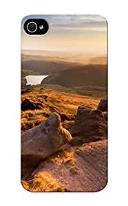 Iphone 4/4s Cover Case Design - Eco-friendly Packaging(kinder Scout England)