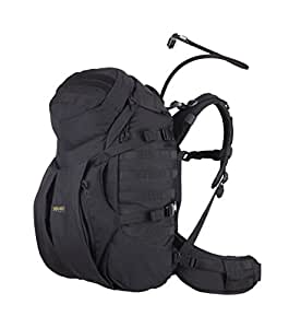 Source Tactical Double D 3-Liter Hydration System / 45-Liter Cargo Pack, Black